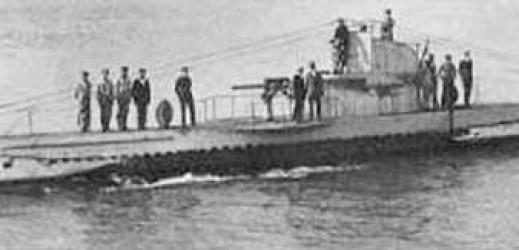 Nouvelle découverte d'un sous-marin de la première guerre mondiale en mer du nord
