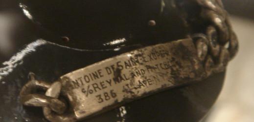 Saint-Ex est-il mort le 31 août 1944 dans le crash de son avion ?