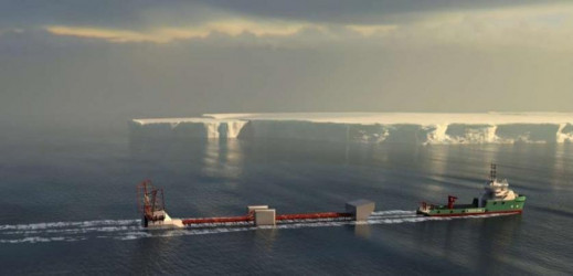 Jean-Louis Etienne confirme la construction du Polar Pod en 2018