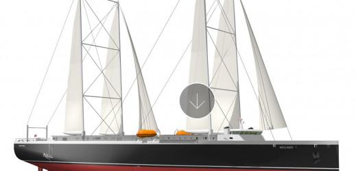 NEOLINE : un cargo à voile pour le futur !
